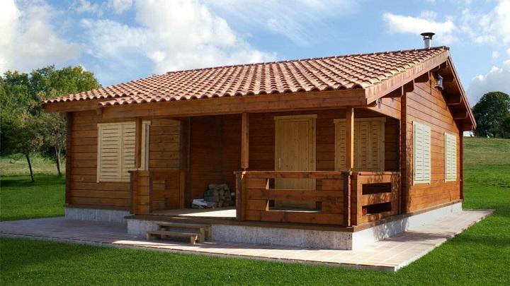 C mo construir una casa de madera paso a paso - Construir chalet precio ...