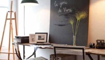 Decorablog revista de decoraci n for Despacho estilo industrial