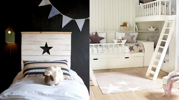 dormitorio estrellas