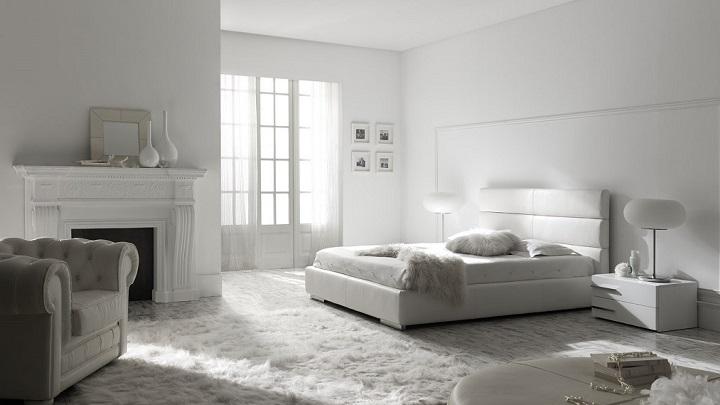 dormitoro blanco foto