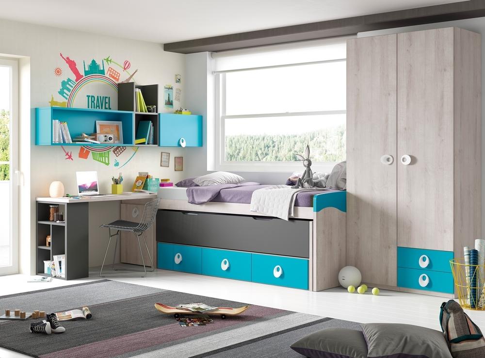 Conforama 2016 59 - Catalogo habitaciones juveniles conforama ...