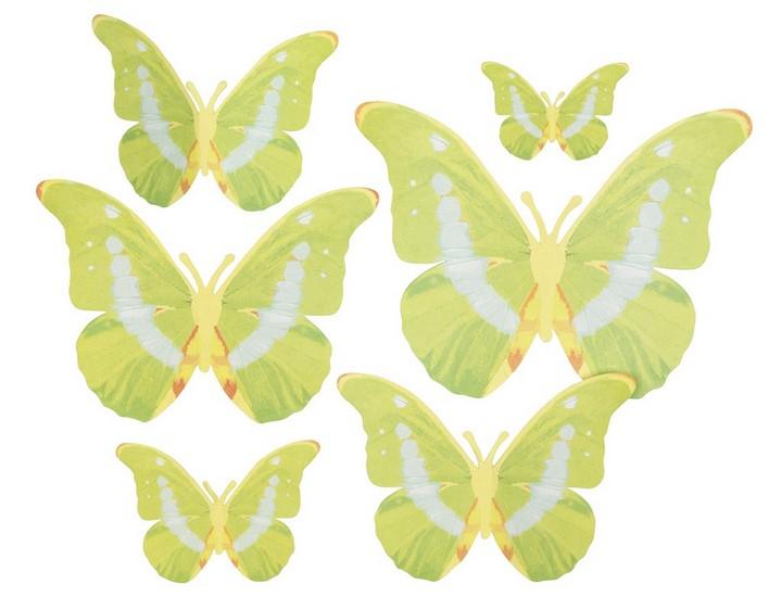 IKEA adorno mariposas