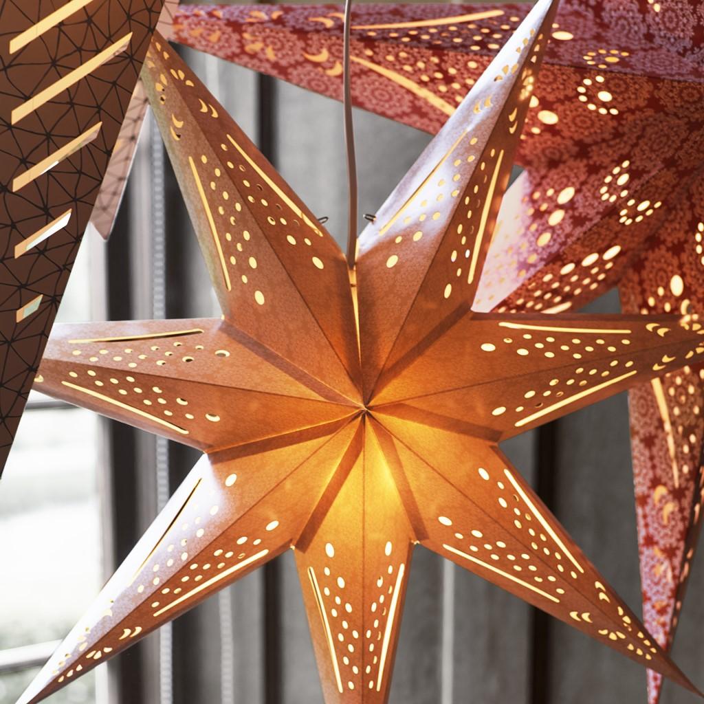 As es la colecci n de navidad 2015 de ikea - Lamparas de papel ikea ...