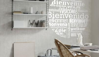 Tenvinilo_vinilo decorativo_bienvenido idiomas