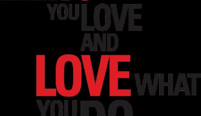 Tenvinilo_vinilo decorativo_do what you love