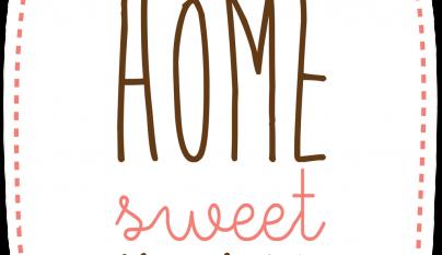 Tenvinilo_vinilo decorativo_dulce hogar