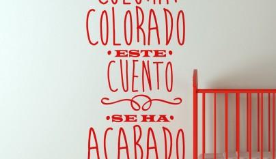 Tenvinilo_vinilo infantil_colorin colorado