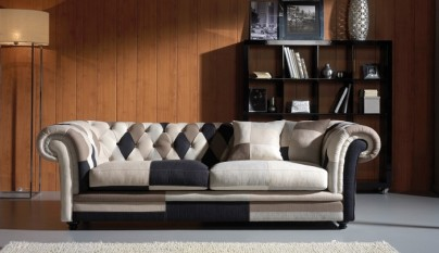 capitone sofa