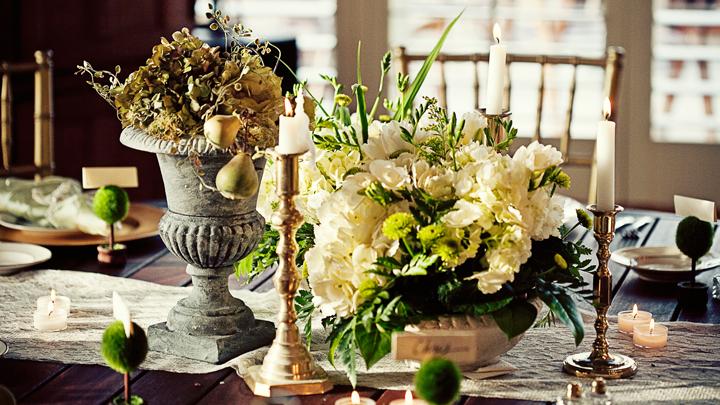 Claves para decorar con dorado Accesorios para decorar interiores