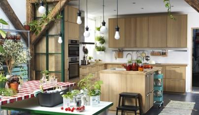 ... Iluminación Cocinas Ikea ...
