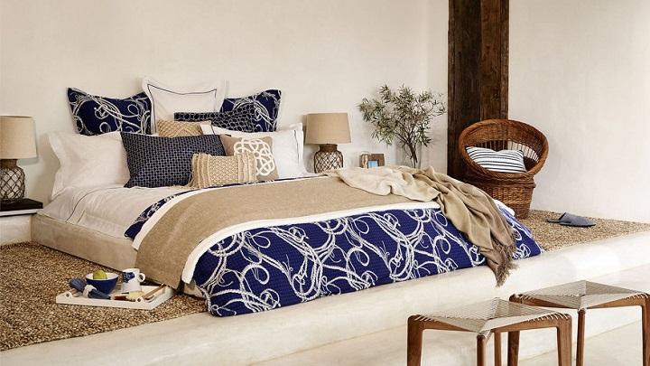 dormitorios mediterraneos fotos