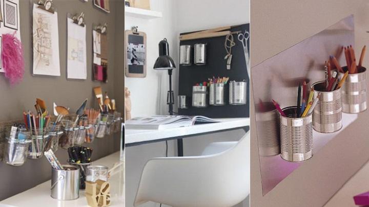 Decorablog revista de decoraci n for Ideas para decorar escritorio