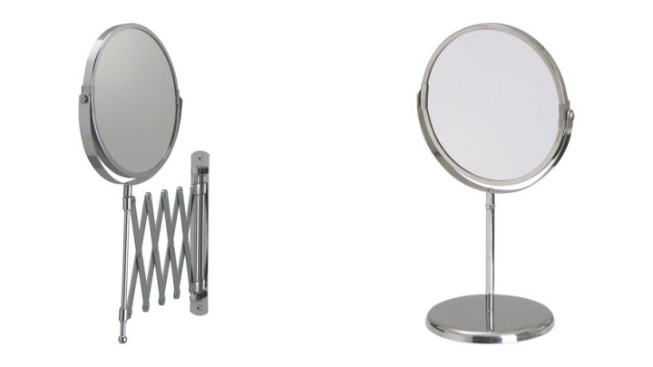 Espejos de ba o de ikea for Espejos grandes de pared ikea