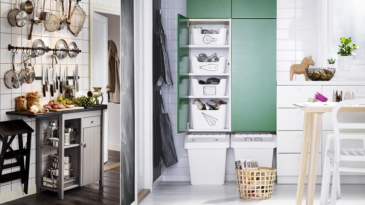 Las cocinas del cat logo ikea 2016 - Ikea accesorios cocina ...