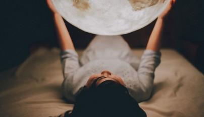 lampara Luna 8