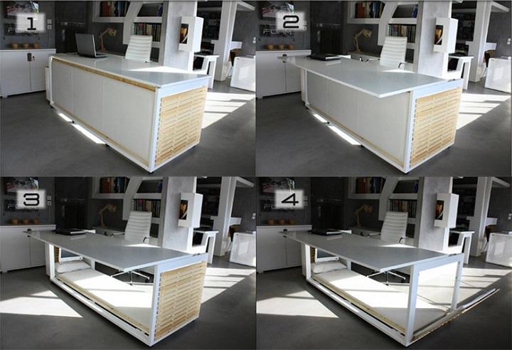 mesa de oficina cama 2