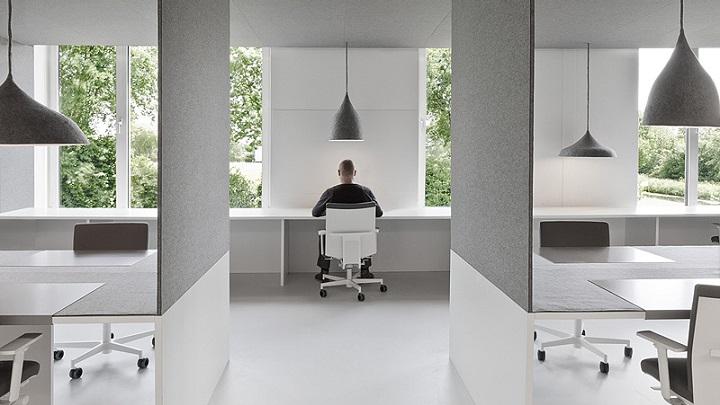 Fotos de despachos y oficinas minimalistas for Despachos y oficinas