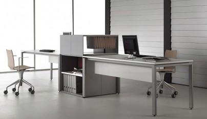 Fotos de despachos y oficinas minimalistas for Muebles oficina minimalista