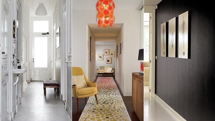 Colores recomendables para pintar el pasillo - Como pintar el pasillo de mi casa ...