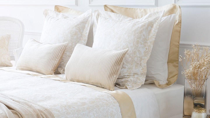 Colecci n victorian vintage de zara home oto o invierno for Zara home cortinas dormitorio