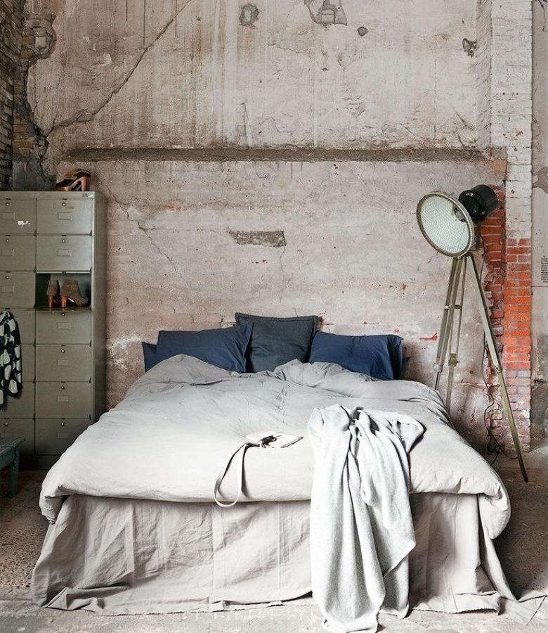 Dormitorios estilo industrial 9 for Dormitorio estilo nordico industrial