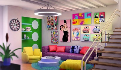 Estilo pop muebles 8