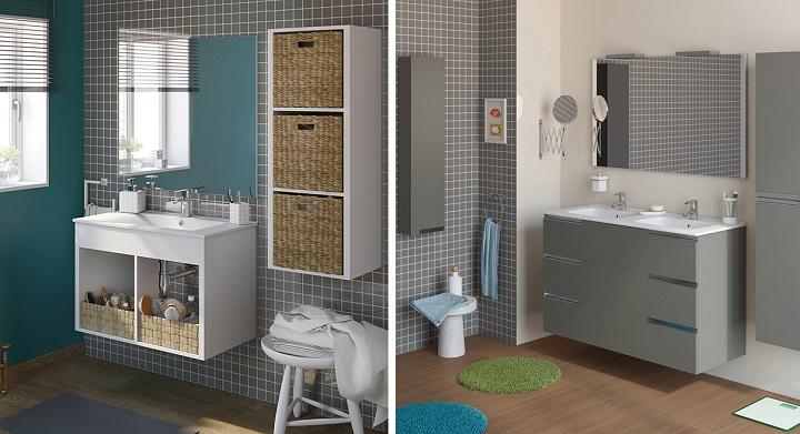 Iluminacion Baño Leroy:Optimiza tu baño con las propuestas de Leroy Merlin