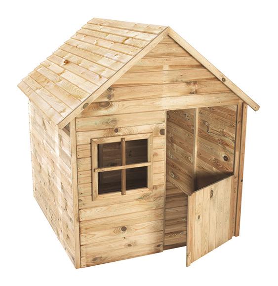 Leroy merlin1 for Casitas de madera para ninos economicas