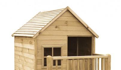 Mi casa decoracion casas de madera y leroy merlin valencia - Casetas prefabricadas leroy merlin ...