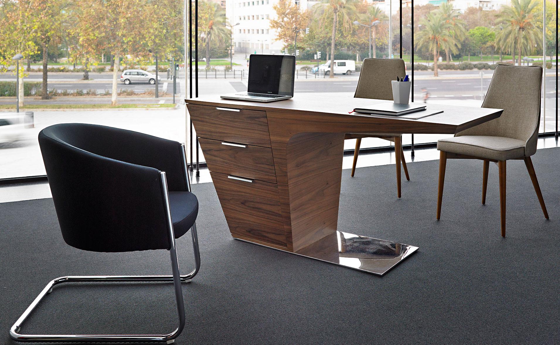 Mesas para un despacho de diseño