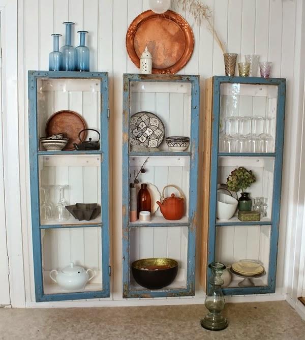 Ventanas antiguas 15 for Ideas para decorar puertas de madera