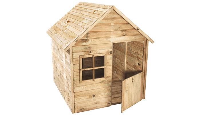 Casitas de madera para ni os - Casitas de madera infantiles baratas ...
