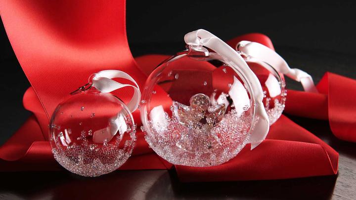 coleccion de navidad de swarovski 2015