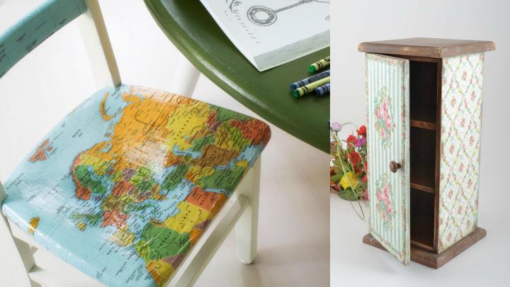 decoupage decoracion muebles
