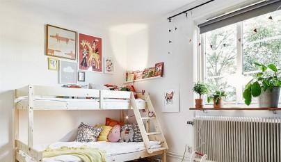 habitacion infantil estilo nordico35