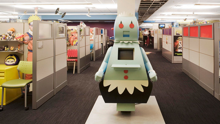 las oficinas más creativas y originales del mundo