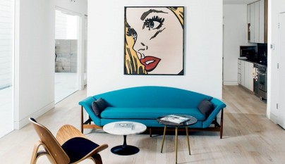 Habitaci n juvenil en estilo pop - Muebles pop art ...