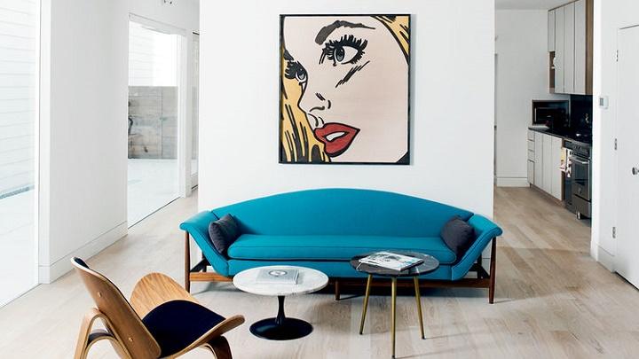Muebles estilo pop