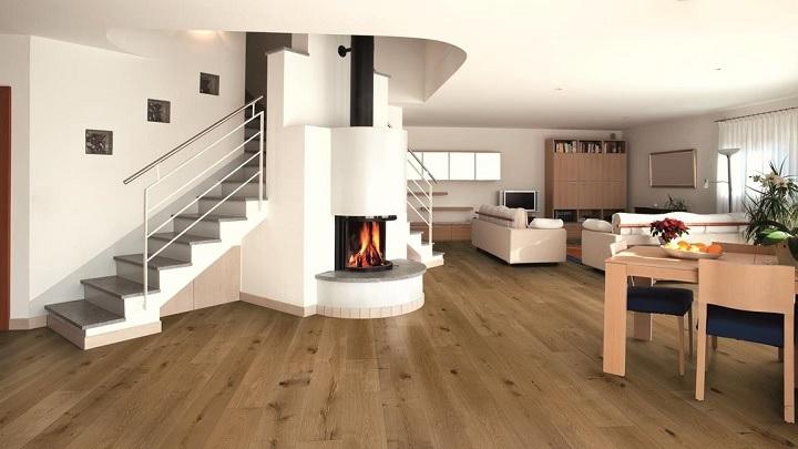 suelos laminados salon