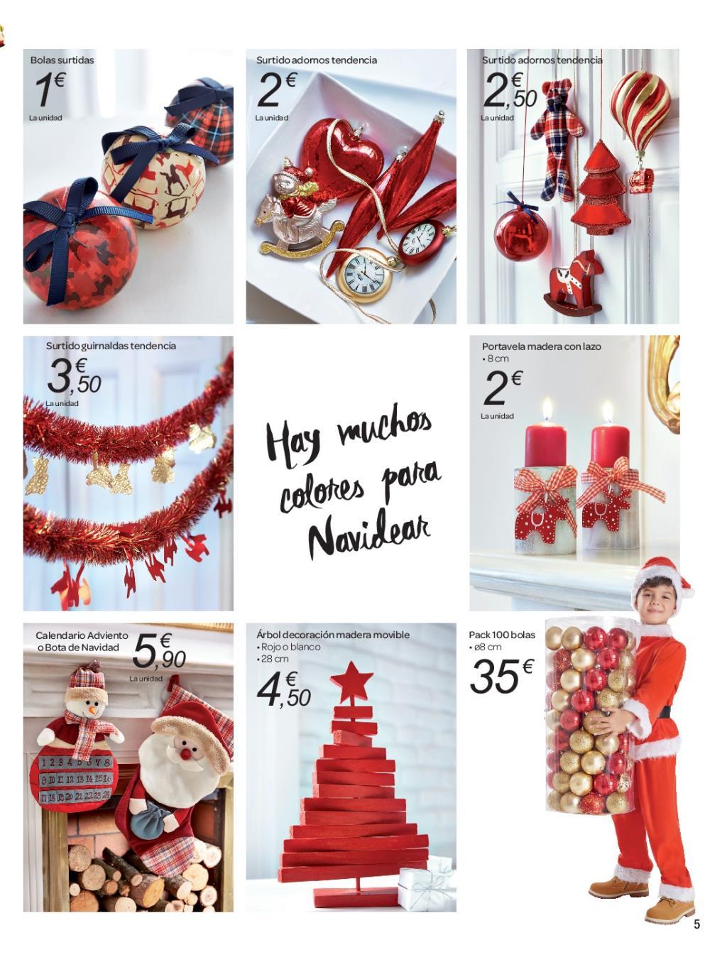 Iluminacion Baño Carrefour:Adornos de Navidad Carrefour 2015 (5/16)