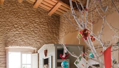Decoracion Buhardilla Navidad 5