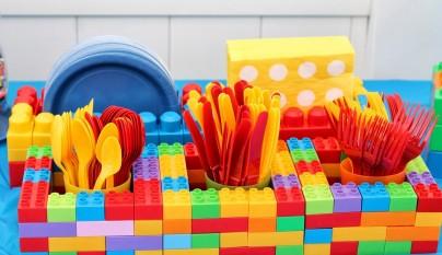 Decoracion piezas Lego 11