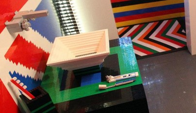 Decoracion piezas Lego 17