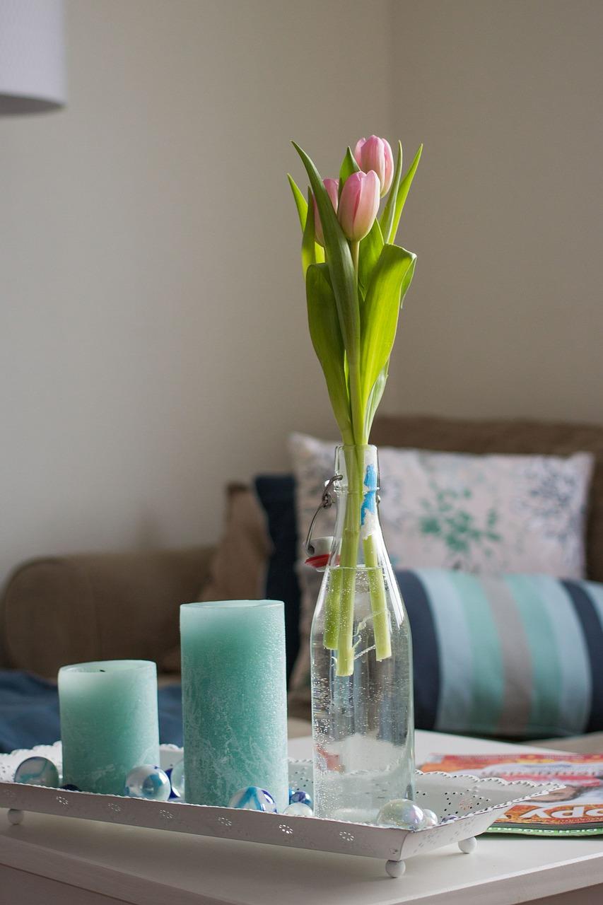 decoracion de velas