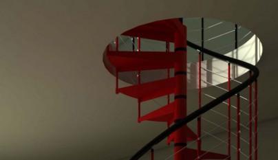 Escaleras diseno 3