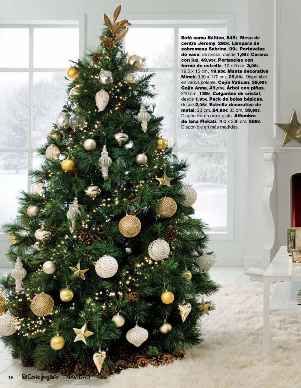 Navidad el corte ingles18 for Adornos navidenos corte ingles