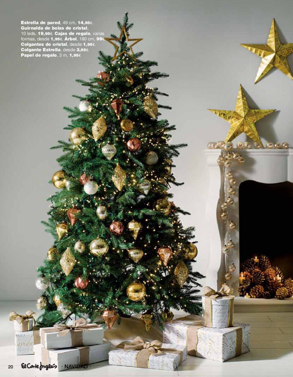 Navidad el corte ingles20 for Adornos de navidad el corte ingles