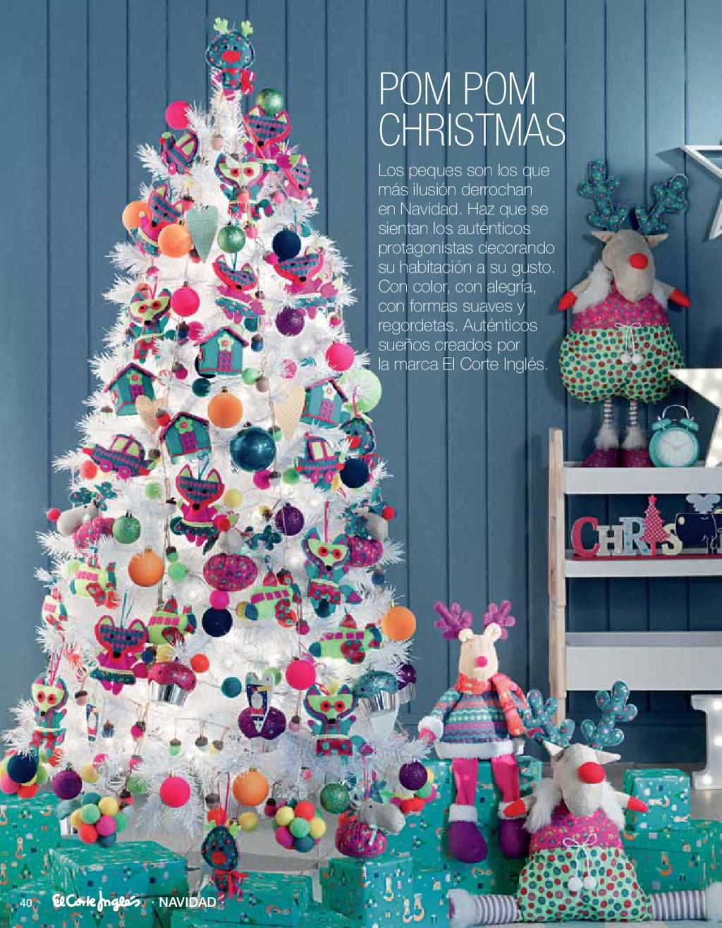 Navidad el corte ingles40 for Adornos de navidad el corte ingles