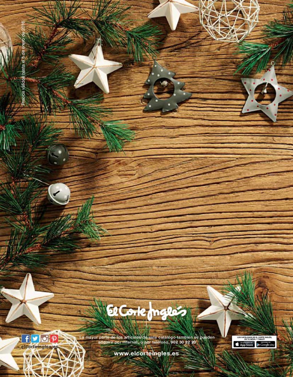 Navidad el corte ingles44 for El corte ingles decoracion salones