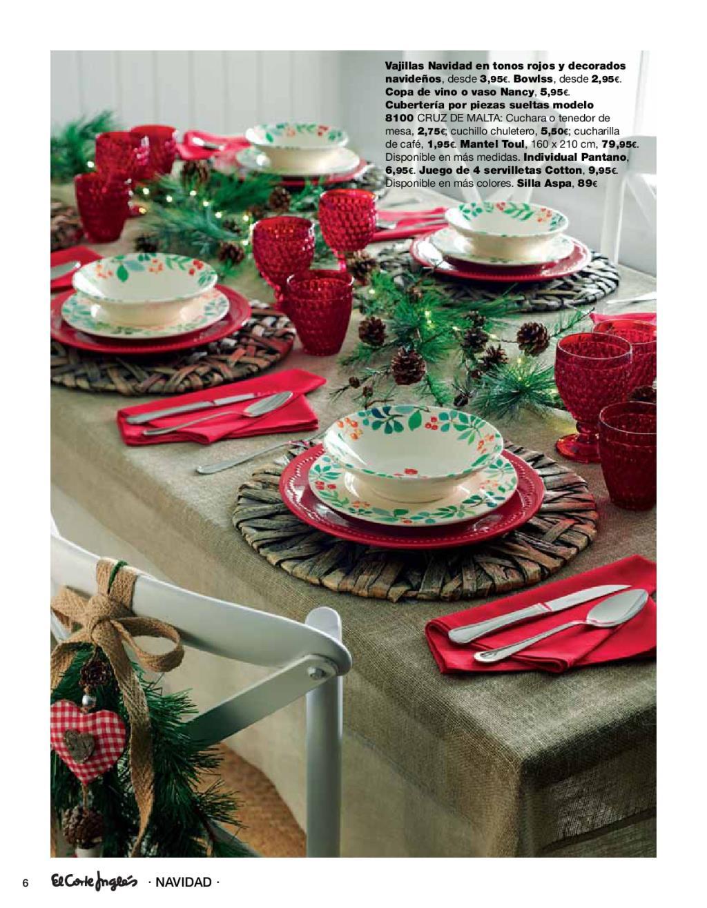 Decorablog revista de decoraci n for El corte ingles decoracion navidad